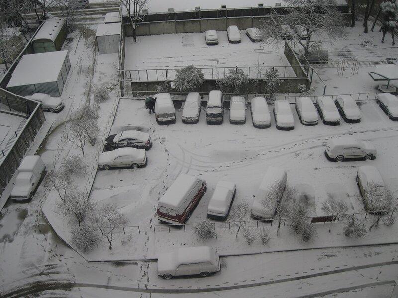 Зима. Адлер
