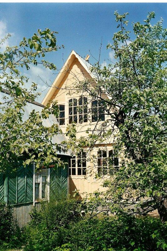 Этапы постройки каркасного дома