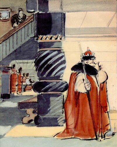 Гвидон, сватья баба Бабариха, ткачиха и повариха, царевна Лебедь