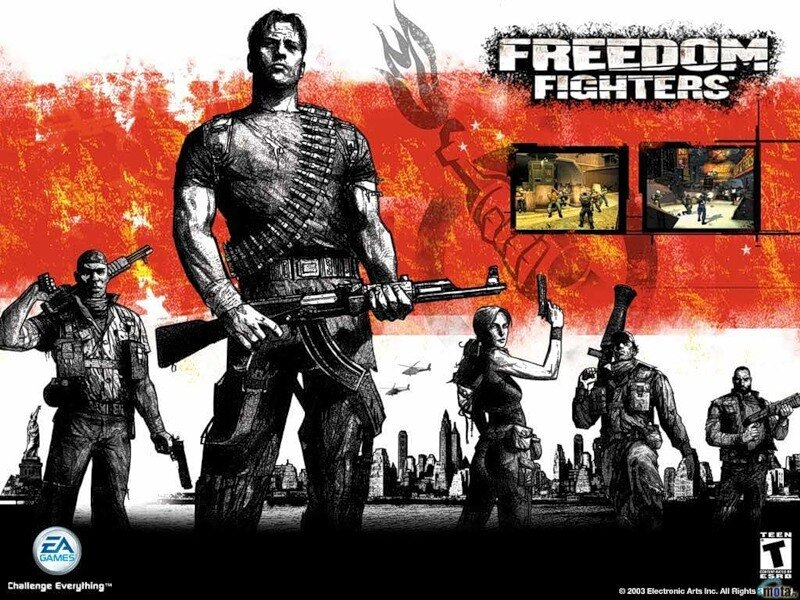 freedom fighters игра