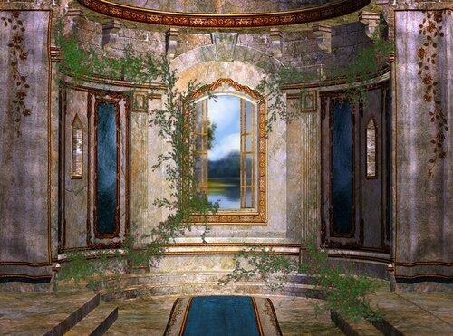 Дворцовый интерьер 26