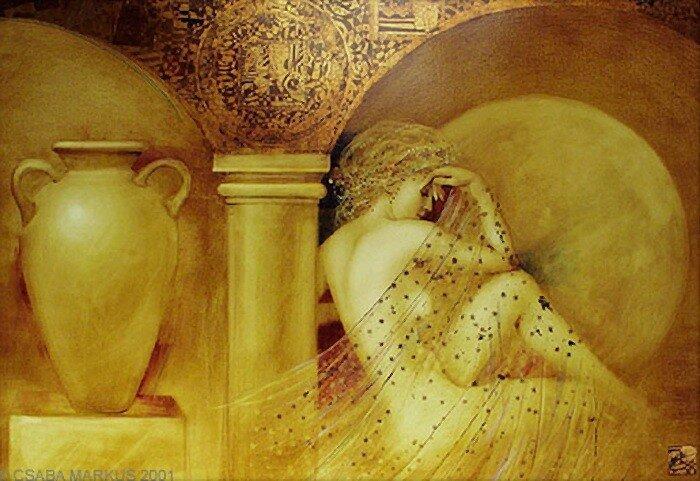 Автор картины Csaba Markus