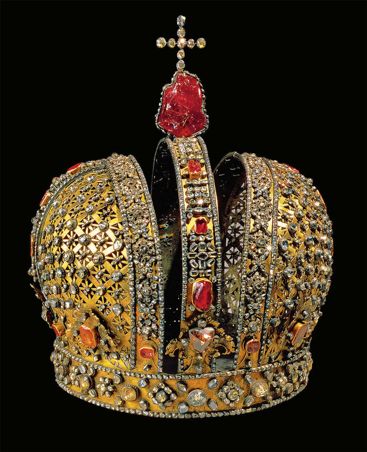 Crown / Корона Анны Иоанновны