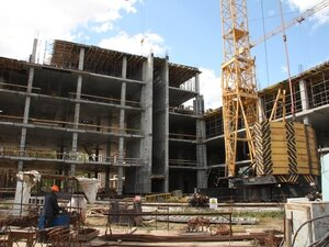 В 2010 году темпы жилищного строительства в Приморье увеличились почти на 33%