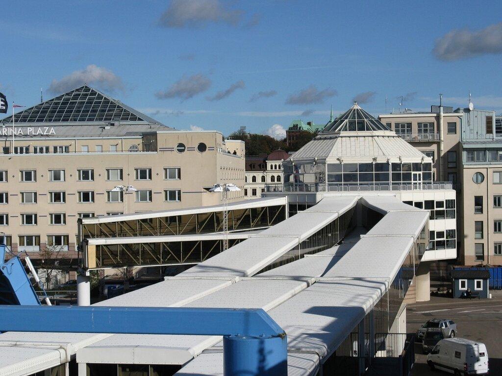 Хельсингборг, Паромный терминал