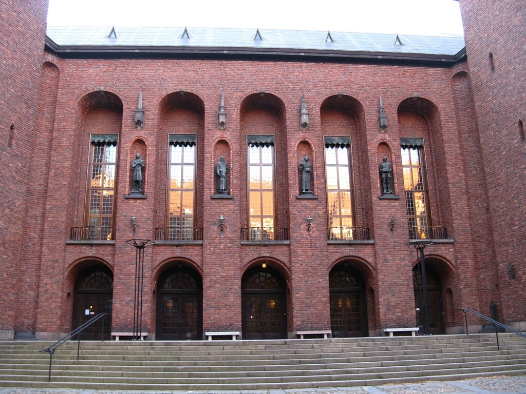 Стокгольмская ратуша (Stockholms stadshus)
