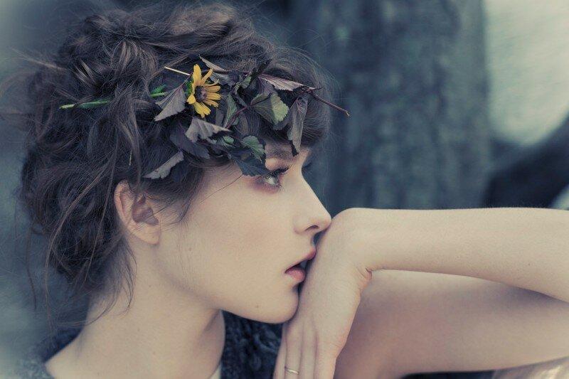 Фотограф Paul de Luna Модель  Zen Sevastyanova