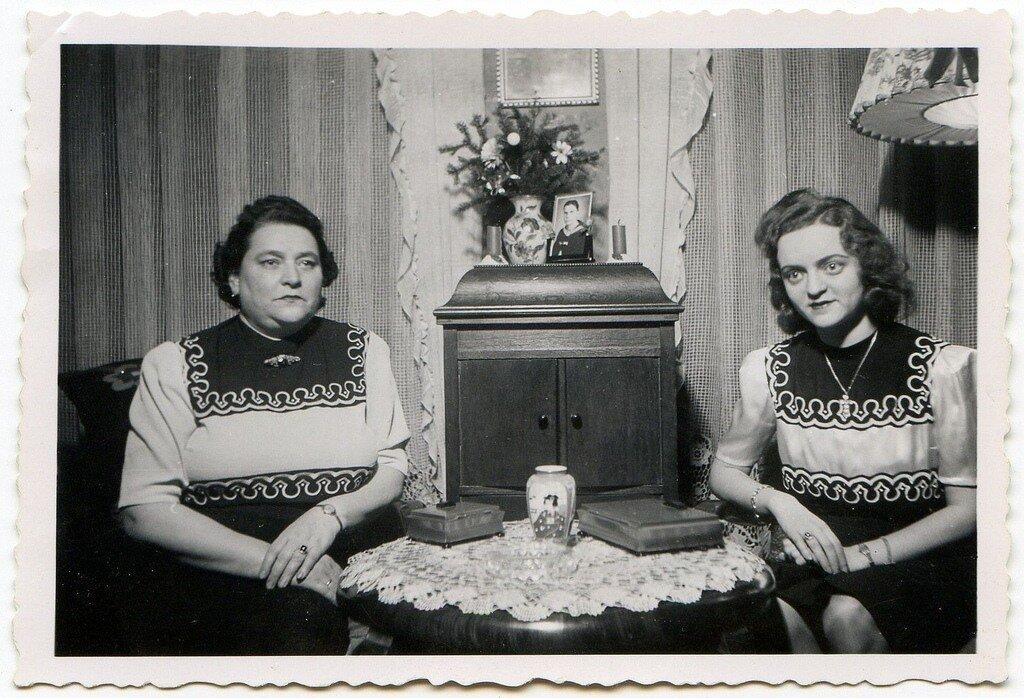 винтажные портреты