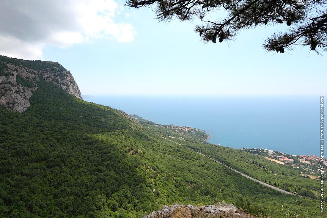 Крым гора Мшатка-Каясы