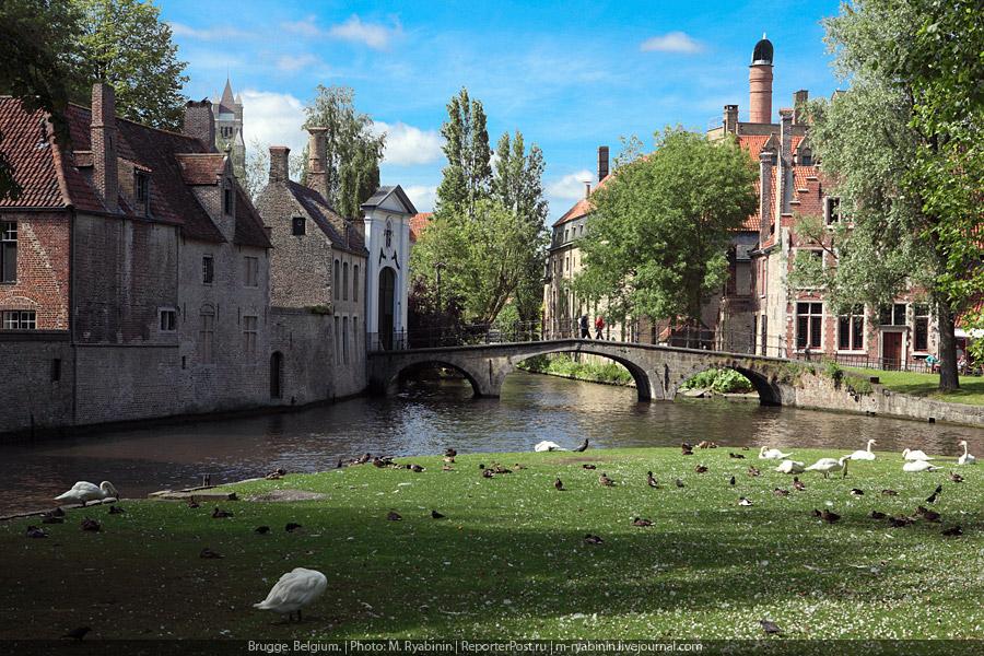 Belgium. Brugge.