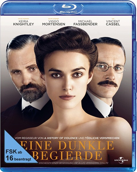 Опасный метод / A Dangerous Method (2011) DVD5 + HDRip
