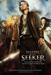 Легенда об Искателе  - постер