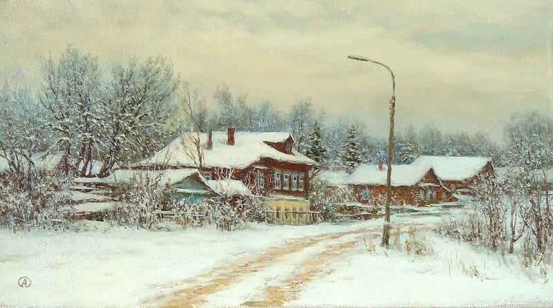 Олег Анастасов. Зима в Панфиловке.jpg