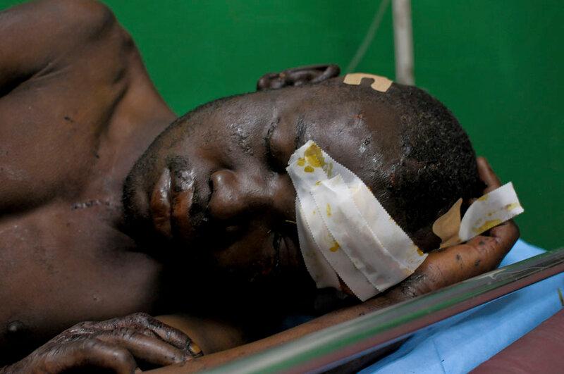 HAITI-ACCIDENT/