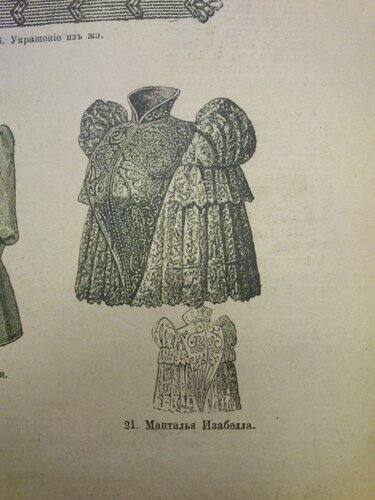 мода конца 19 века