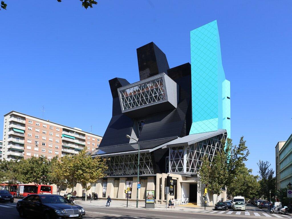 Pablo Serrano Museum, Zaragoza