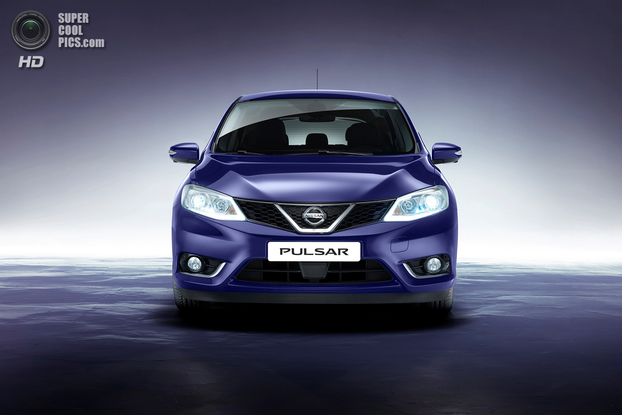 Nissan Pulsar: Конкурент «Гольфа» и «Фокуса» (9 фото + HD-видео)