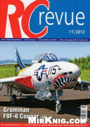 Журнал RC Revue 2012-11