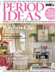 Журнал Period Ideas Magazine March 2011
