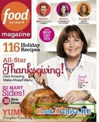 Журнал Food Network - November 2014