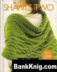 Книга Shawls Two On the go! jpg 17Мб