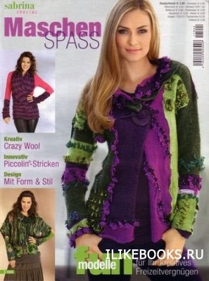 Журнал Sabrina Special S1844 2012