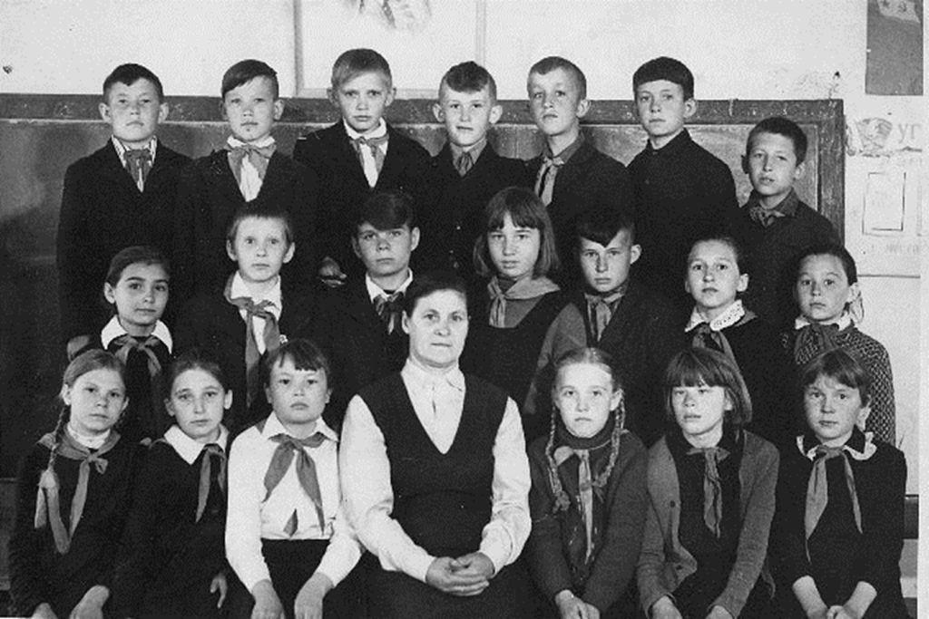 Выпуск 1980г.