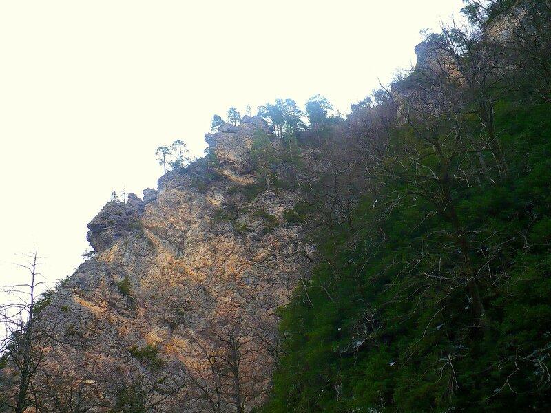 Зима, в походе, Кавказ (8).jpg