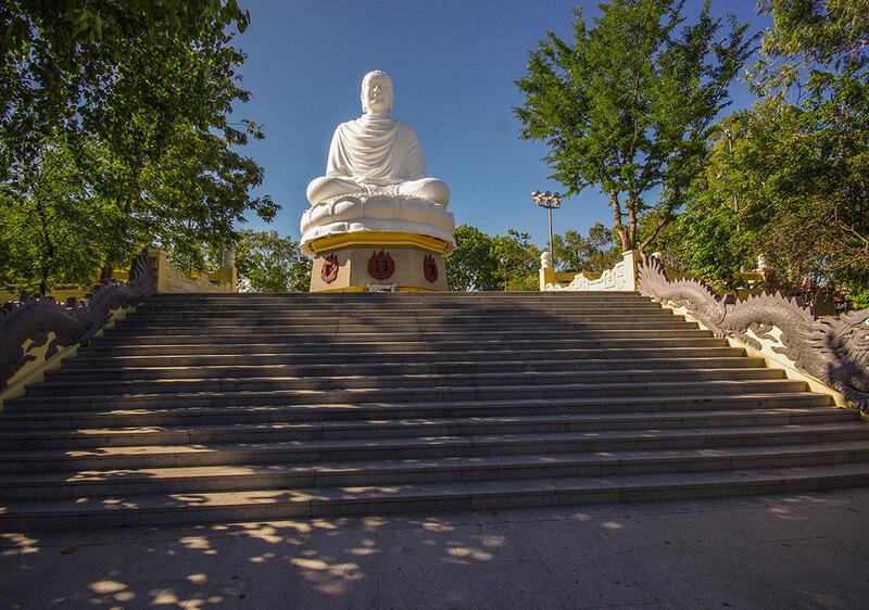 Лестница к Биг Будде