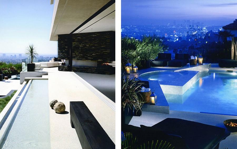 Особняк Openhouse на Голливуд Хилс в Лос-Анджелесе