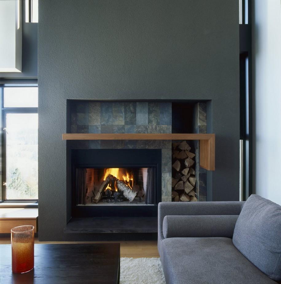 Mosewich House в Британской Колумбии от D'Arcy Jones