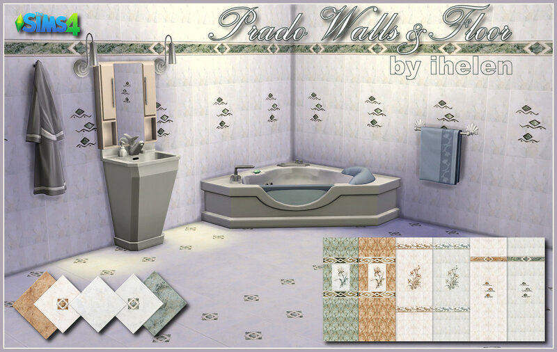 Tile Prado Walls&Floor by ihelen