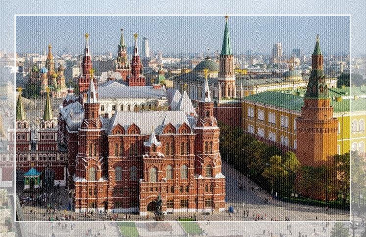 Московские зарисовки ...