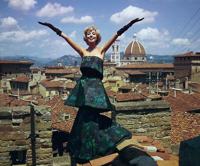 Fashion  Italy     1960   Cesare Guidi