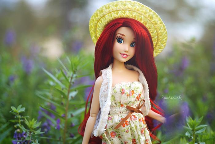Диснеевские красавицы от фирмы Disney Store