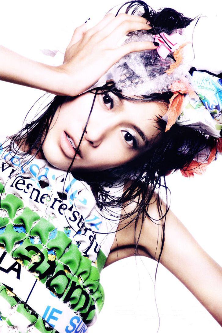 модель Шу Пей / Shu Pei, фотограф Regan Cameron