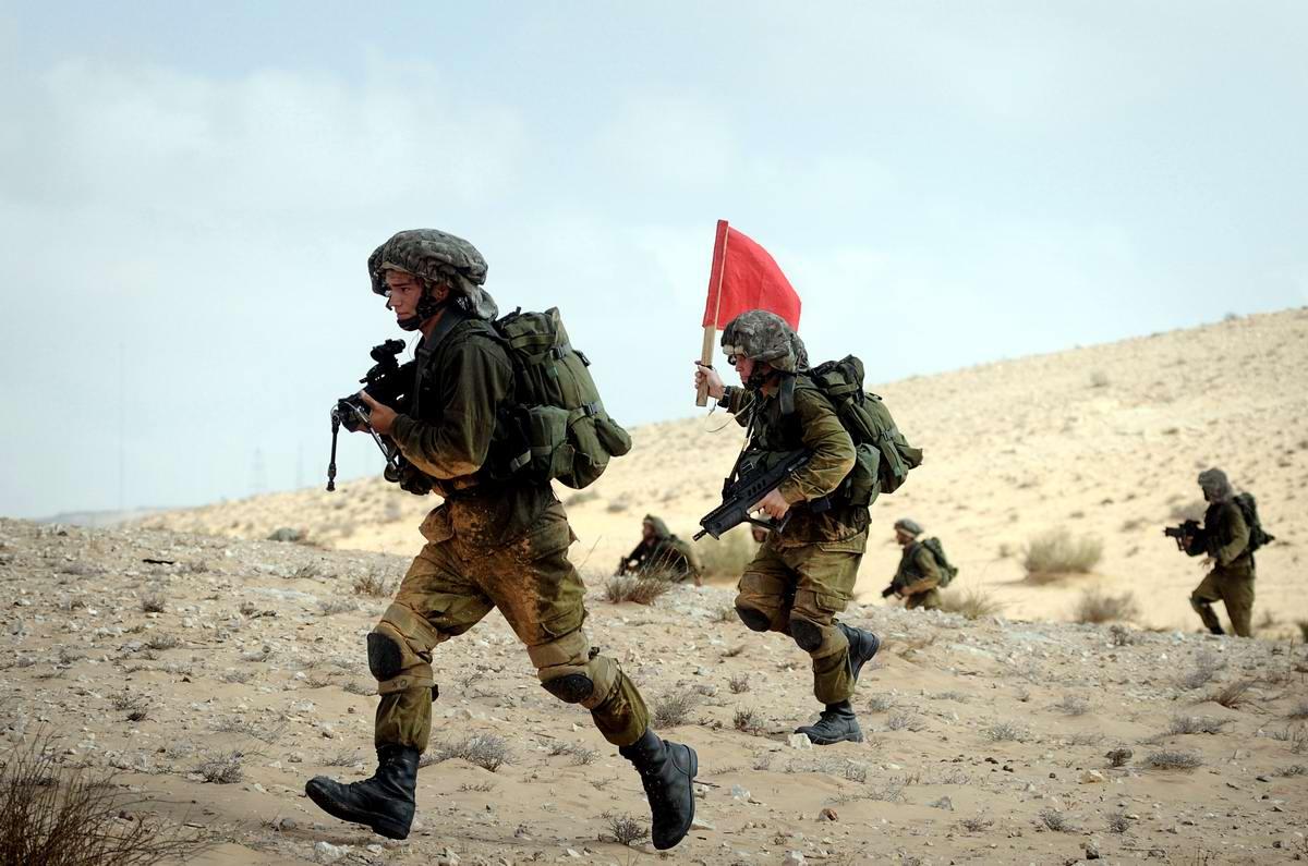 На учебном поле брани: Картинки из жизни бойцов различных спецназов (10)
