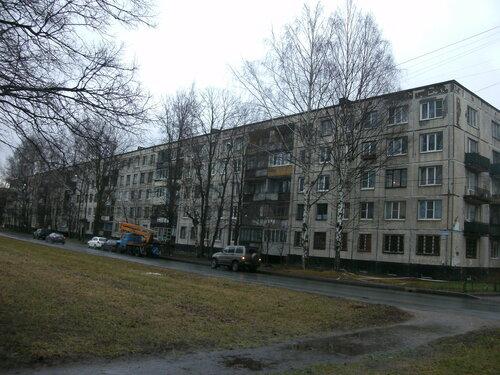 Меньшиковский пр. 13к1