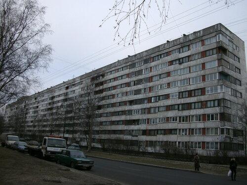 ул. Софьи Ковалевской 16к1