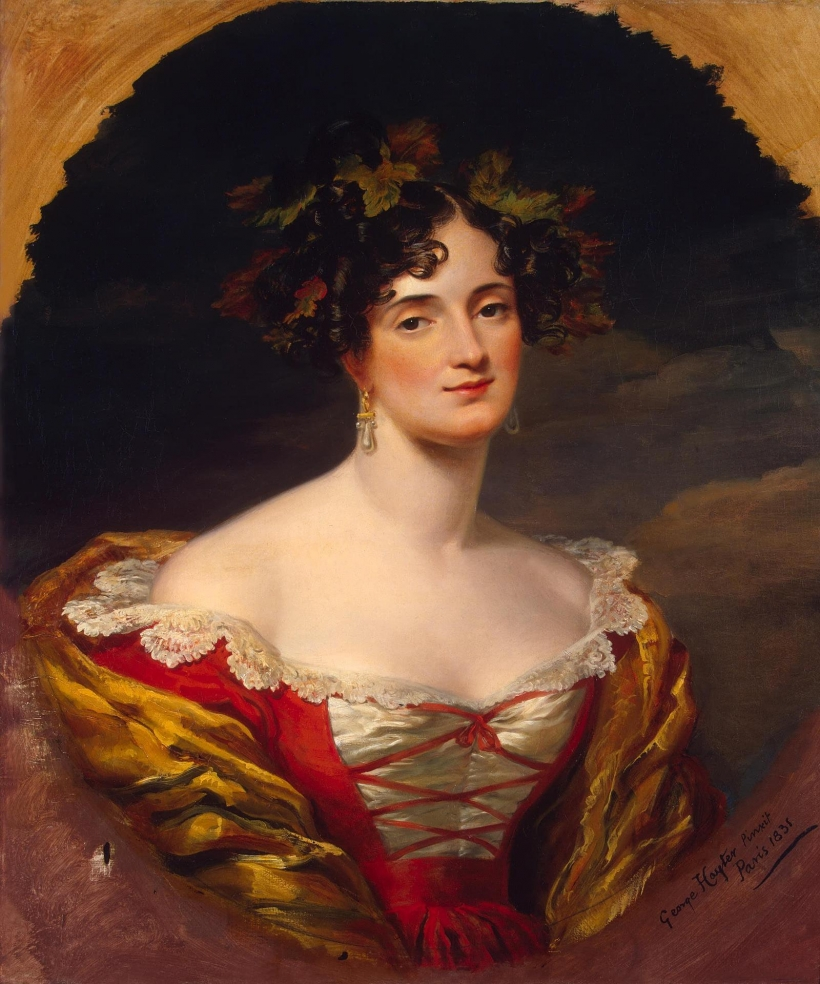 Portrait of Sophia Kiselyova