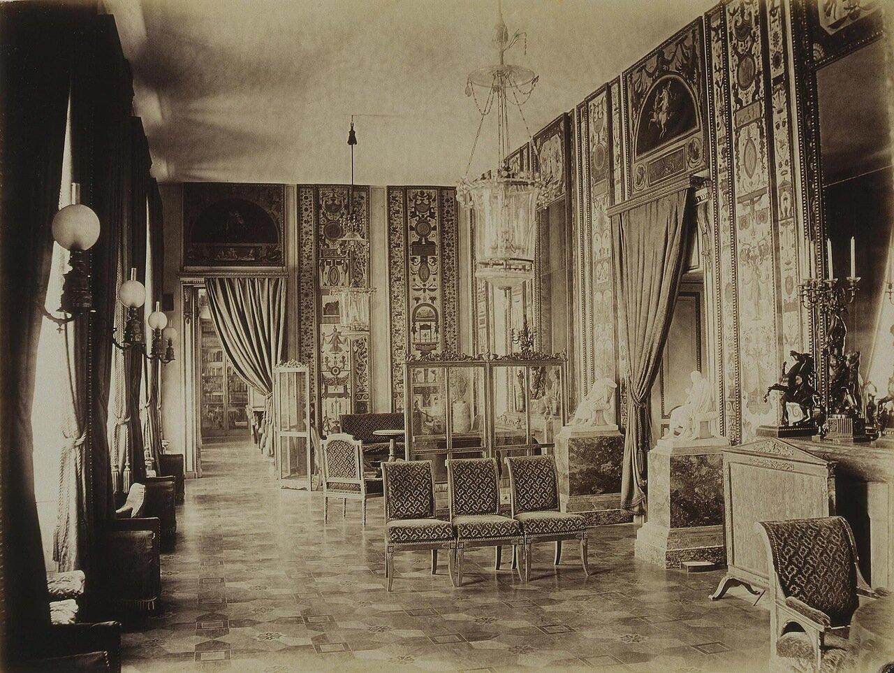 Дворец Строгановых на Невском проспекте. Арабесковый зал