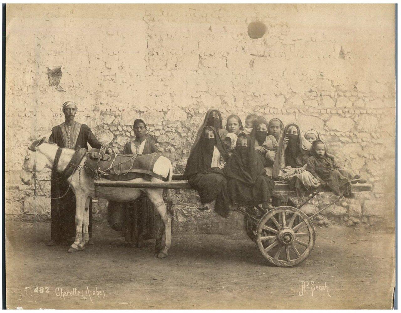 Арабская повозка