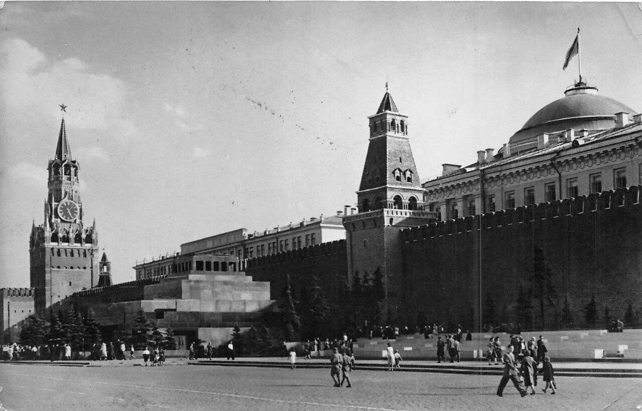 1962. Красная площадь