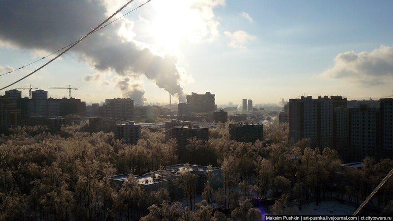 Доброе утро Москва