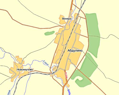 Абдулино