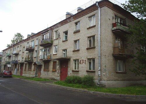 ул. Пограничника Гарькавого 47к1