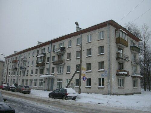 ул. Пограничника Гарькавого 28к1