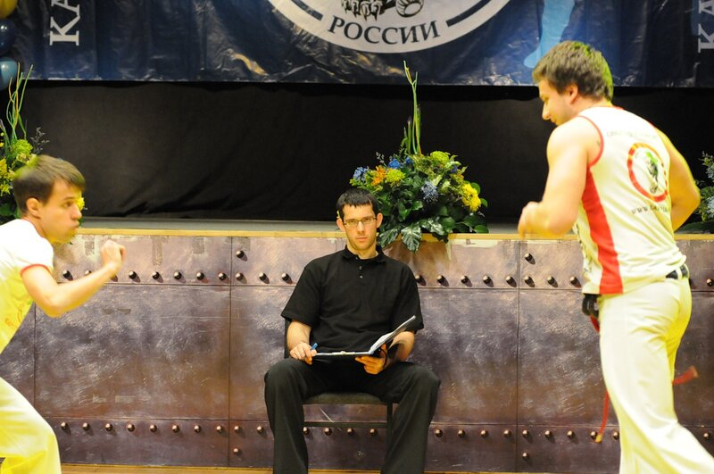 Чемпионат России по капоэйра