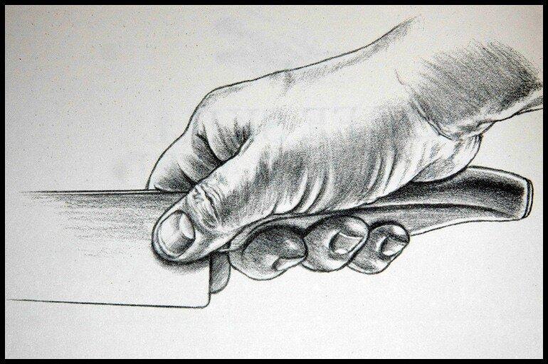 Картинки по запросу захват шеф ножа