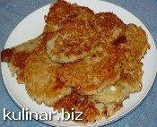 Домашние картофельные блины